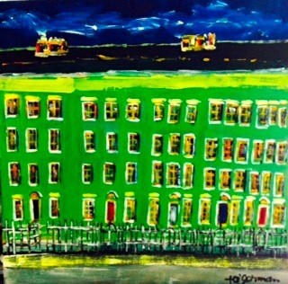 Dublin Row Houses