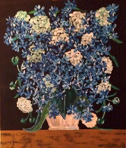 18th Century Irish Botanicals from Carton House - the Duke and Duchess of Leinster