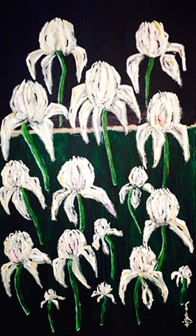 French Irises