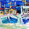 Lobster Boats, Penobscot Bay, Maine
