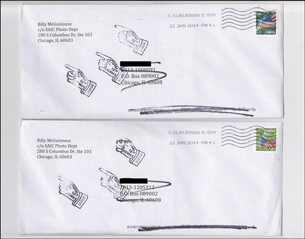 Inmate Locator: letters returned