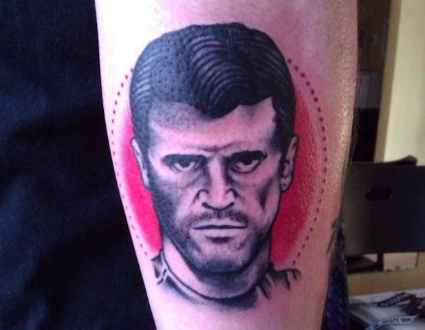 roy keane tattoo Scottish Rose Tattoo 6524 University Ave NE, Fridley, MN 55432 Peter McLeod