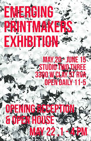 Emerging Printmakers Exhibition