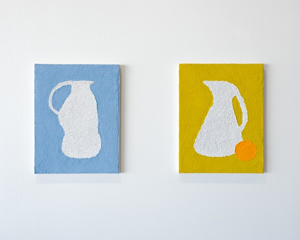 Jug Paintings