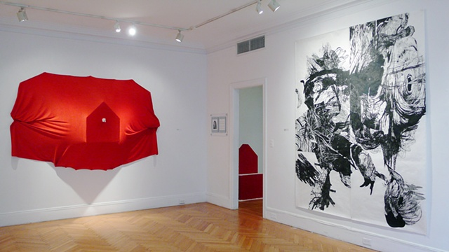 """Transmutations"" exhibition with Binod Shestha, The Center for Emerging Visual Artists, Philadelphia, PA"