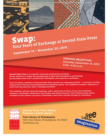 Swap: Four Years of Exchange at Second State Press