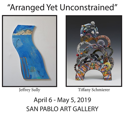 "Arranged Yet Unconstrained"" Jeffrey Sully and Tiffany Schmierer"