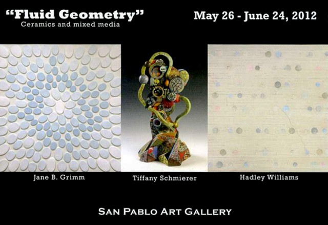 Fluid Geometry San Pablo Art Gallery