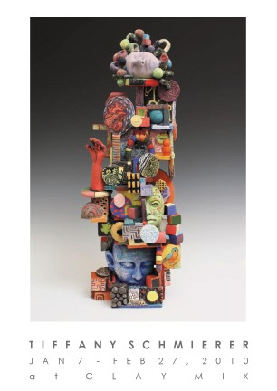 Clay Mix Gallery Tiffany Schmierer: Contemporary Sculpture Fresno, California