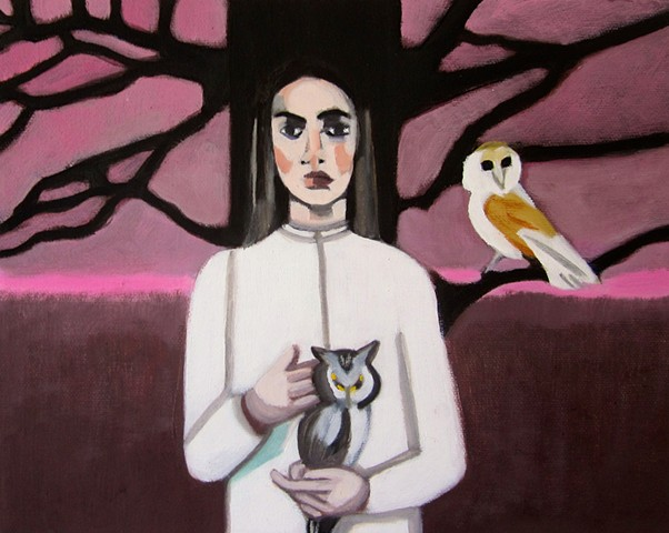cara and owls