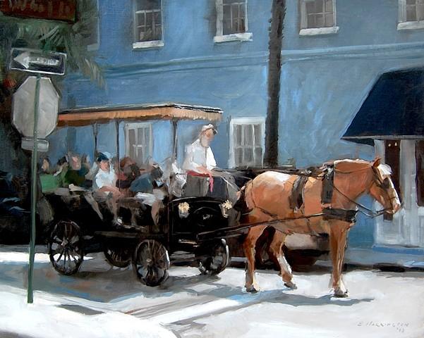 Charleston Carriage Co.