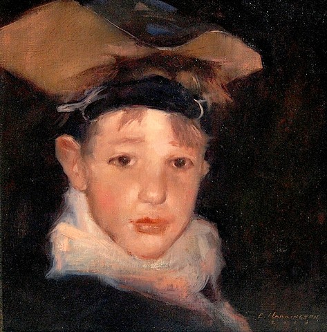 Portrait of a Young Artist