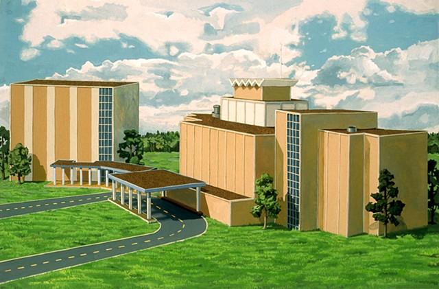 The Hospital Where I was Born