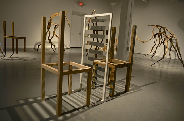Roberto Celis Sculpture Art Chair