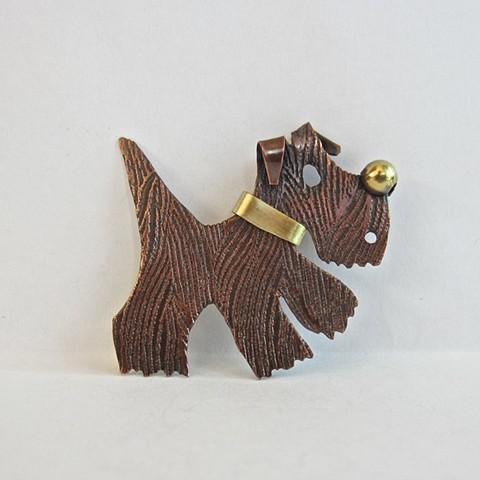 Shaggy Dog pin
