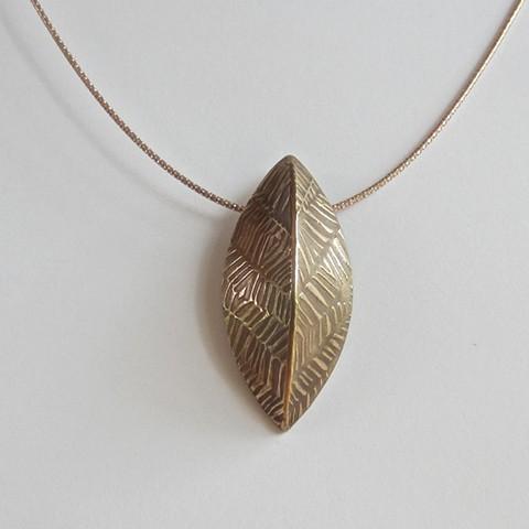 3D Leafy pendant
