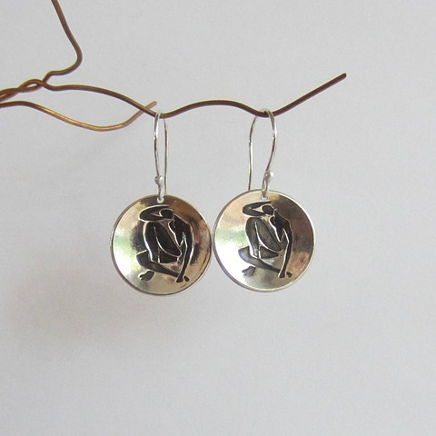 Matisse Cutouts Concave Silver