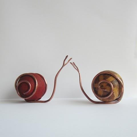Potpourri Snails