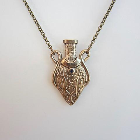 Amphora whistle #1