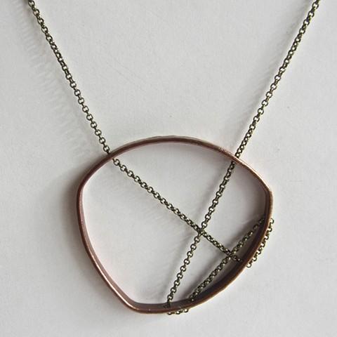 Strung Through necklace