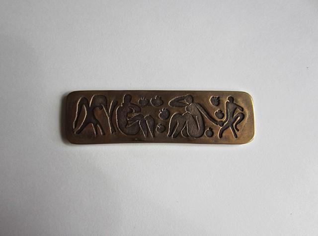 Matisse Women and Monkeys magnet