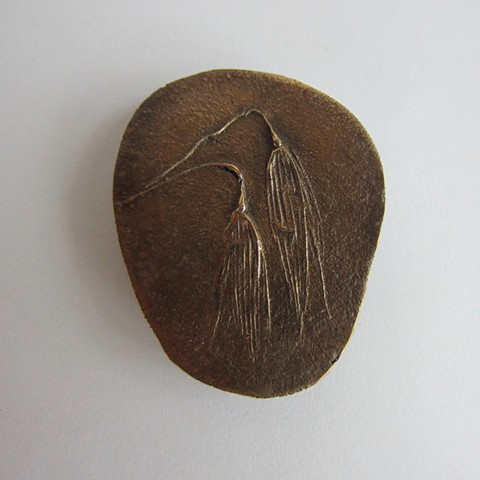 Grass Seeds magnet