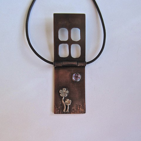 Way Out necklace