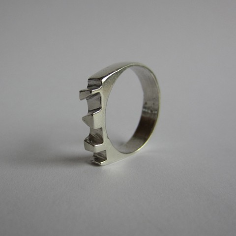 Architectural ring #1