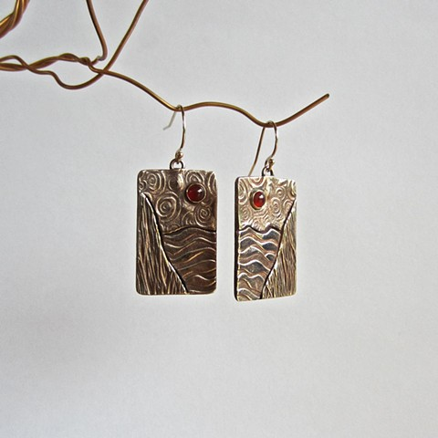 Mountain View earrings