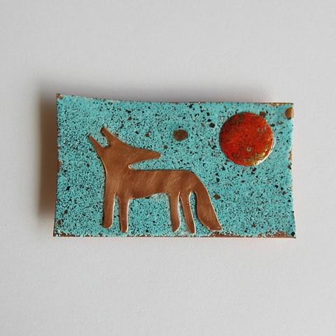 Fox 2 magnet