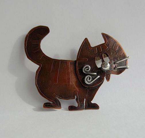 Cat #6 pin