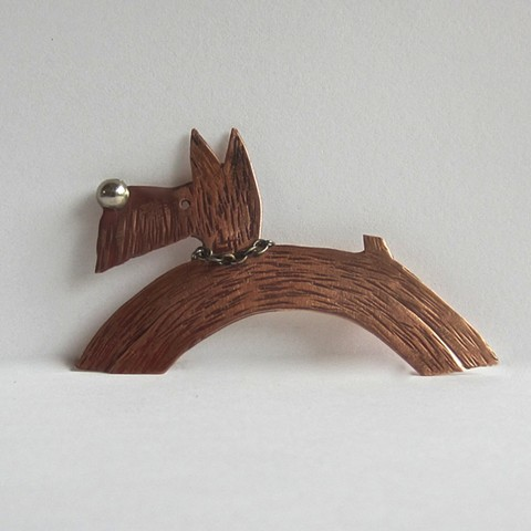 Terier #3 pin