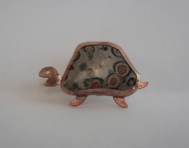 Turtle with Jasper