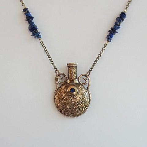 Amphora whistle #4
