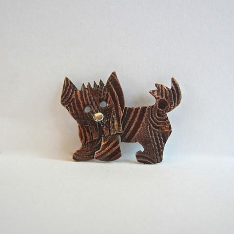 Yorkie #1 pin