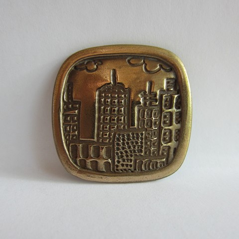 City broach