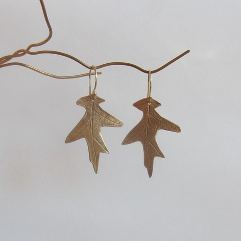 Fall Leaf earrings