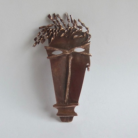 Fold Formed Face pin