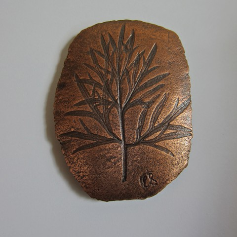 Copper Tree magnet