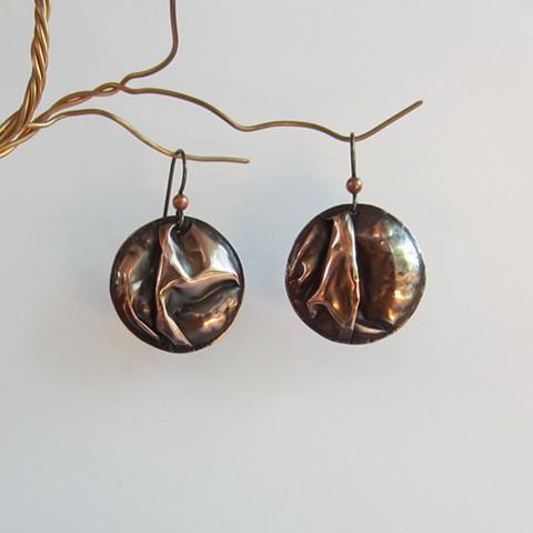 Drape earrings (1)