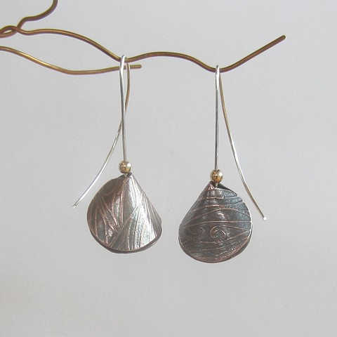 Clampod earrings