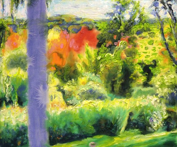 painterly abstract landscape hartley marin dove bonnard