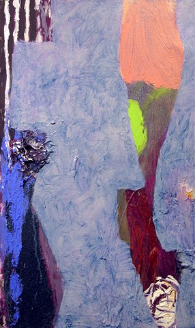 abstract non objective acrylic color field new york carve out