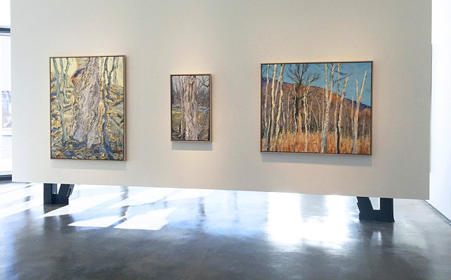 Paintings at LewAllen Contemporary