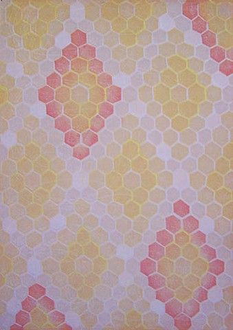 Hexagon Pattern IV