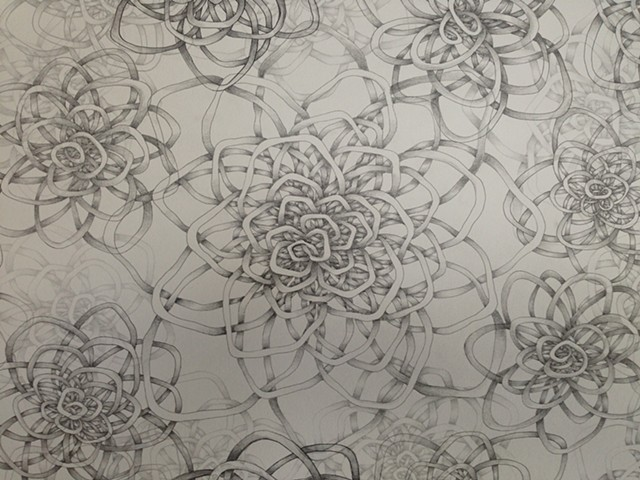 Tangled Drawing Detail