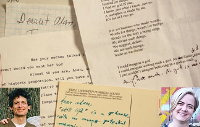 April 12 - April 17, 2018   Poet to Poet: Living in Letters