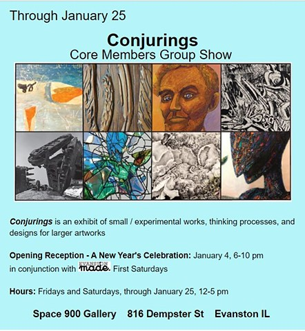 Conjurings - January 2020