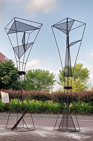 Sculpture Walk #8 Kingsport, TN 2014-15
