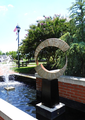 Downtown Asheboro Sculpture Exhibition  2010-11